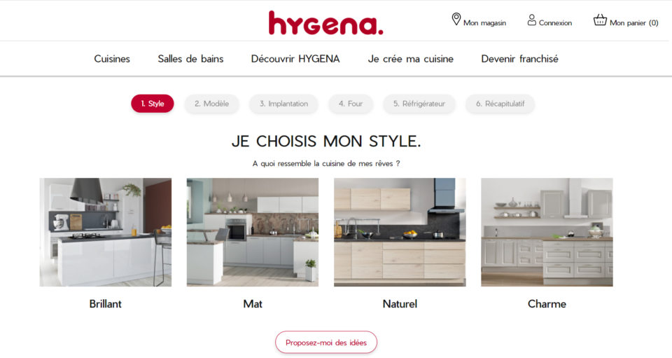 The success of HYGENA's collaboration with INSPI and DASSAULT SYSTEMS
